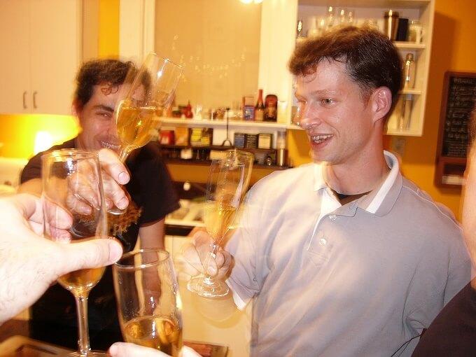 Joe Tedesco, wine guy