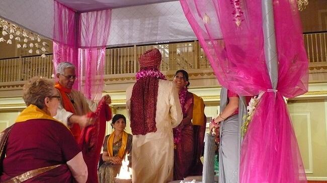 Primo's wedding