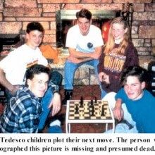 The Tedesco kids plot their next move