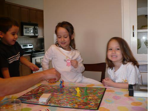 Candyland game goes horribly wrong
