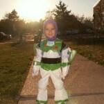Cole torn between Buzz Lightyear, Lightning McQueen