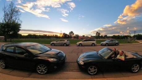 Tedescos and Mazdas